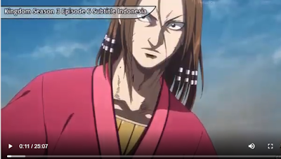 Nonton Kingdom Season 3 Ep 19 subtitle Indonesia