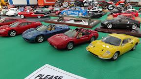1:24 Ferrari models