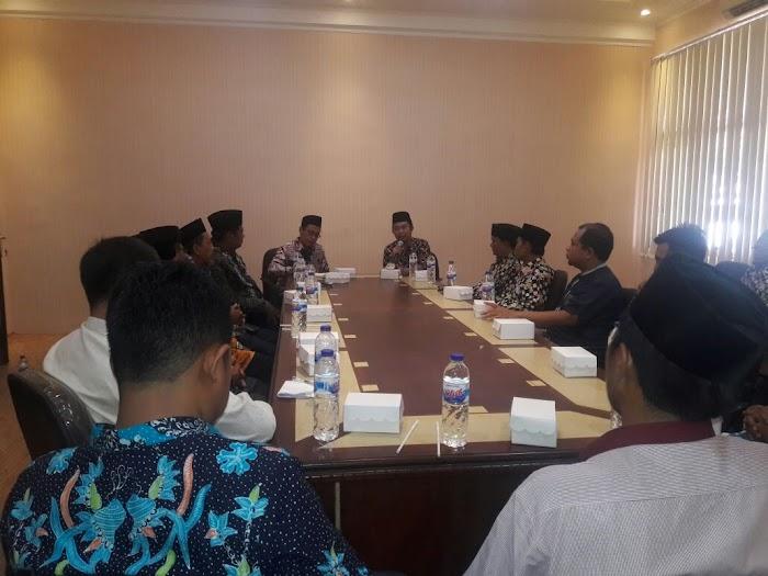 IAI Nurul Jadi Terima Kunjungan Institute Dirosat Islamiyaj Al-Amin Prenduan Perkuat Jaringan
