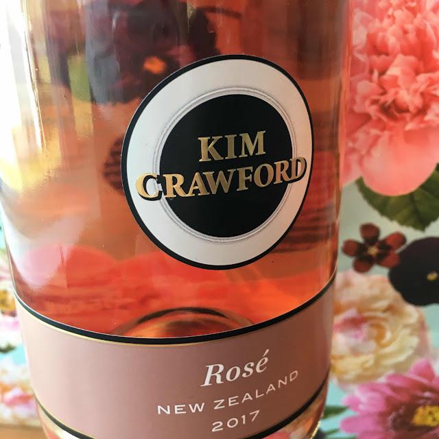 kim crawford rose