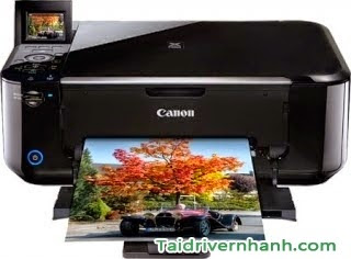 Cách download driver máy in Canon PIXMA MG4120 – hướng dẫn cấu hình