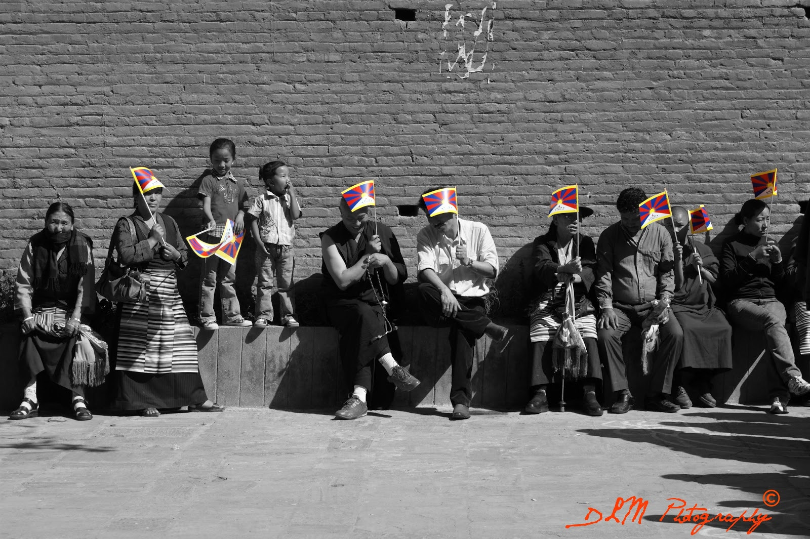... Bringing back the year 1959...as in Tibetan Uprising day ..10th March