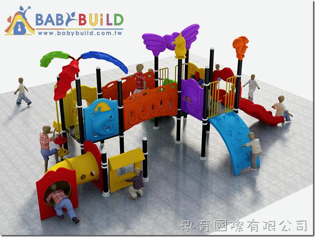 BabyBuild 遊具設計規劃