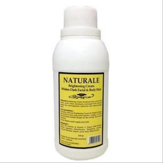 Lotion Naturale Original Brightening Cream NATURALE Lotion Pemutih kulit tubuh melembutkan kulit