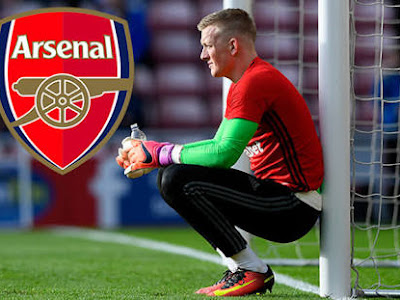 DEAL CLOSE: Jordan Pickford could move to Arsenal from Sunderland in the summer transfer window, according to Nigel Winterburn.