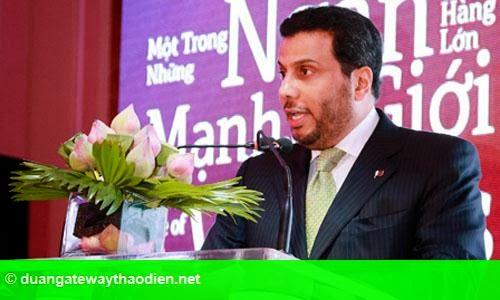 Hình 1: Nhà đầu tư Trung Đông tăng cường hiện diện tại Việt Nam