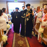 His Holiness Pope Tawadros II visit to St. Mark LA - DSC_0136.JPG