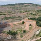 Warga Muara Maung Keluhkan Air Kungkilan Warna Air Hitam Hitam Pekat Diduga Dampak Pertambangan Batubara