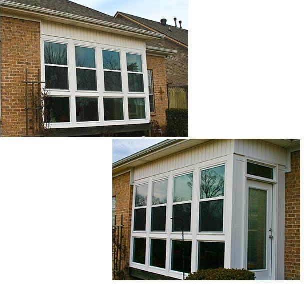 New replacement windows picture windows doors sunrooms for New replacement windows