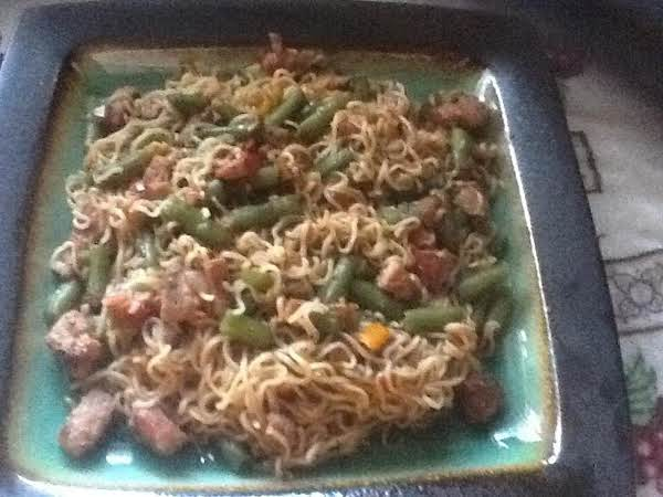 Yakisoba Done Right! Recipe