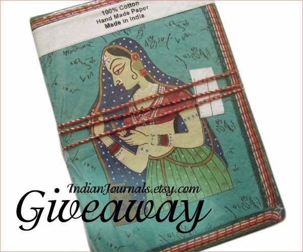 Giveaway by Indian Journals