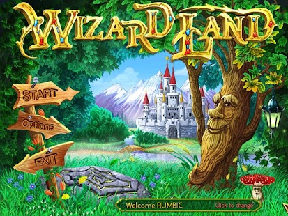 Wizard Land- screenshot thumbnail