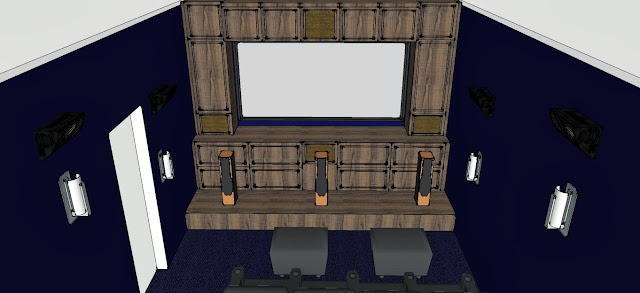 Rudell Theater Storage
