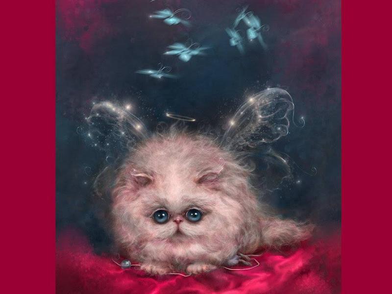 Fairy Cat, Spirit Companion 4