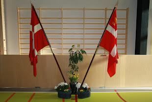 Opvisning i Halgård Hallen 2015