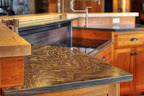 Eramosa Honed and Polished Fleuri Cut Countertop