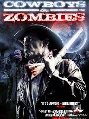 Phim Cao bồi và xác sống - Cowboys vs. Zombies (2014)
