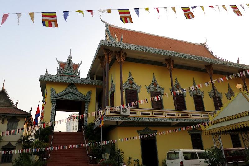 Ouna Lom Pagoda