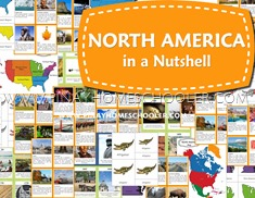 North America in a Nutshell