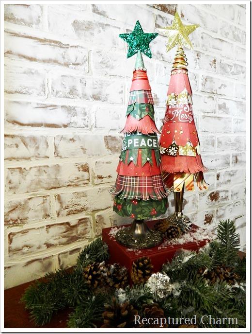 paper christmas tree18