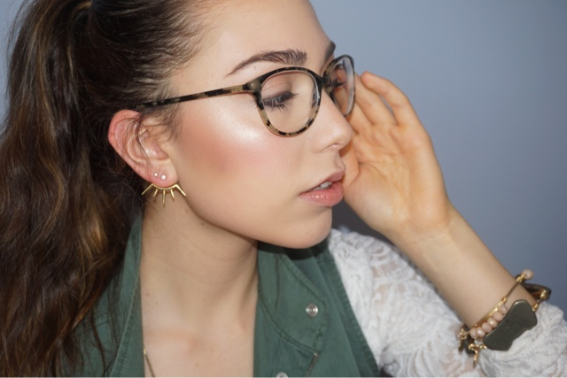 cf2e835f87 Today I have some tips for my gals that wear glasses. I was not born with  great eyesight