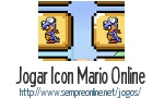 Jogo Icon Mario Online