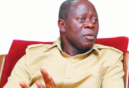 Leave Oshiomhole alone, APC youths tell Ondo gov