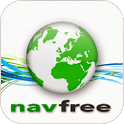 Navfree GPS Navigatie App voor Android, iPhone en iPad