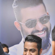 Ntr New Look Stills