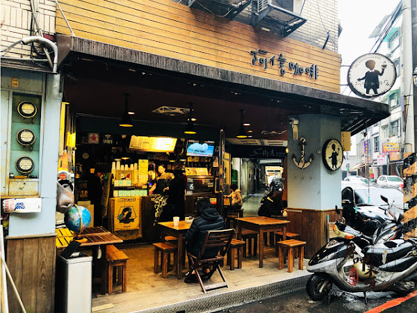 阿信咖啡館