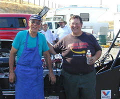 Brad (left) and Randy (right) Bradford, from www.bradfordsfiat.com