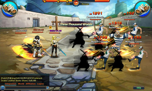 Webgame Pockie Pirates sắp có mặt tại Việt Nam 4