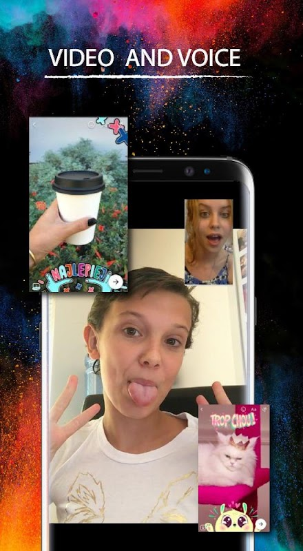 New FaceTime Free Video Call & Chat advice screenshots