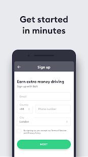 App Bolt Driver APK for Windows Phone