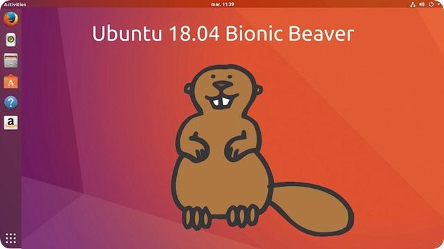 Ubuntu diventa un castoro bionico, la versione 18.04 si chiamerà Bionic Beaver.