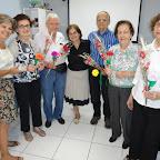 Grupo Historias do Meu Tempo Professora Elsa (no centro)