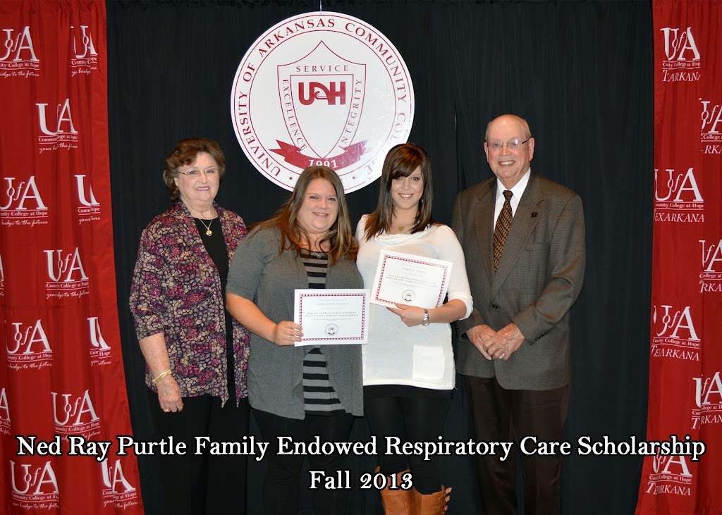 Scholarship Ceremony Fall 2013 - Purtle%2BRespiratory%2Bscholarship%2Bgroup.jpg
