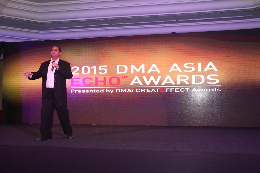 DMA Asia ECHO Awards 2015 - 8