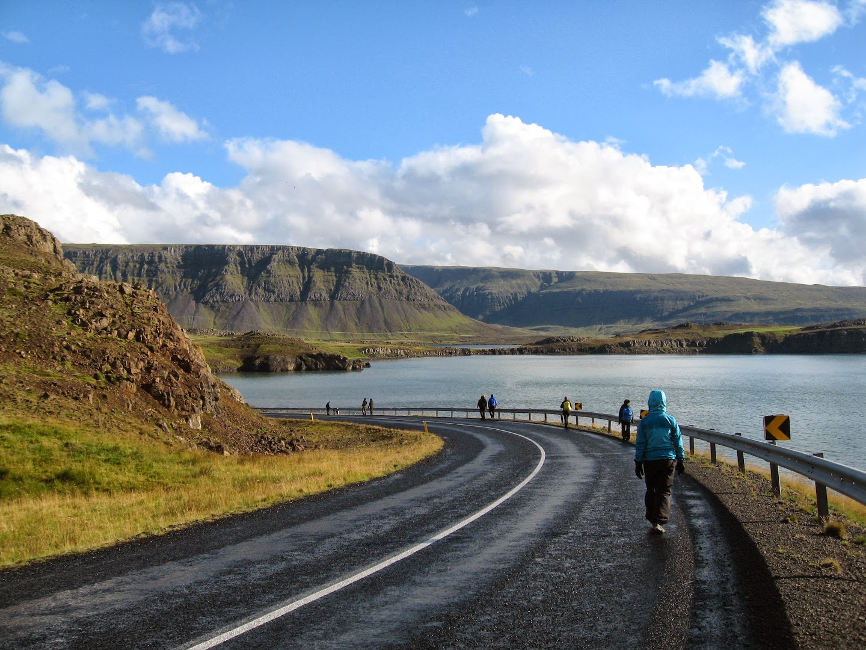 Hvalfjörður, Riina