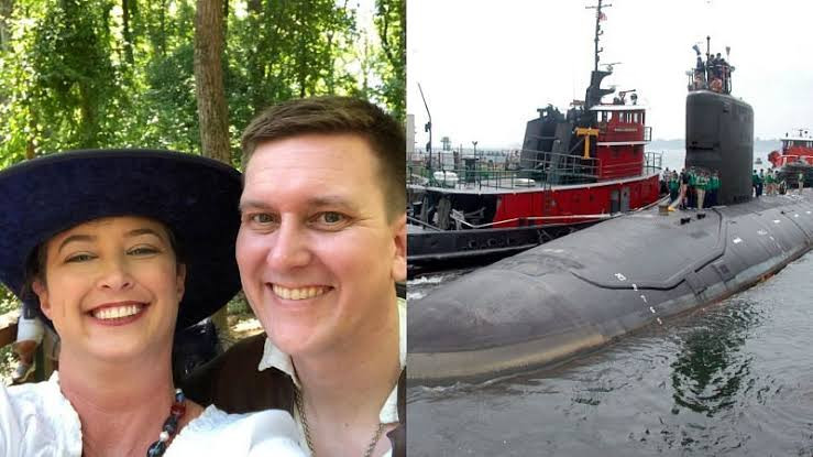 US Navy Engineer and wife arrested by FBI for trying to sell nuclear submarine secrets to undercover FBI agent who posed as a foreign agent