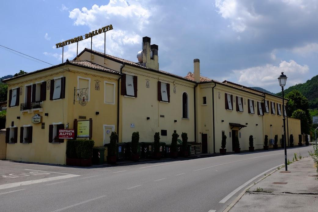 Antica Trattoria Balotta in Abano Terme, Italy