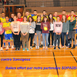 Seniors masculins 1 contre Sanvignes (24-05-14)