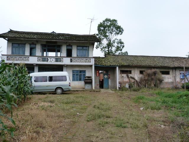 la maison des parents de Zhen zhen,la guide du SIM S Cozy hotel