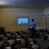 Muzzy Teaching in Turkahan Primary School