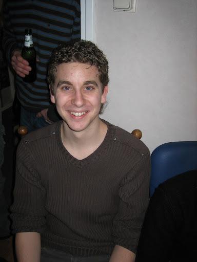 Beginnersborrel februari 2007