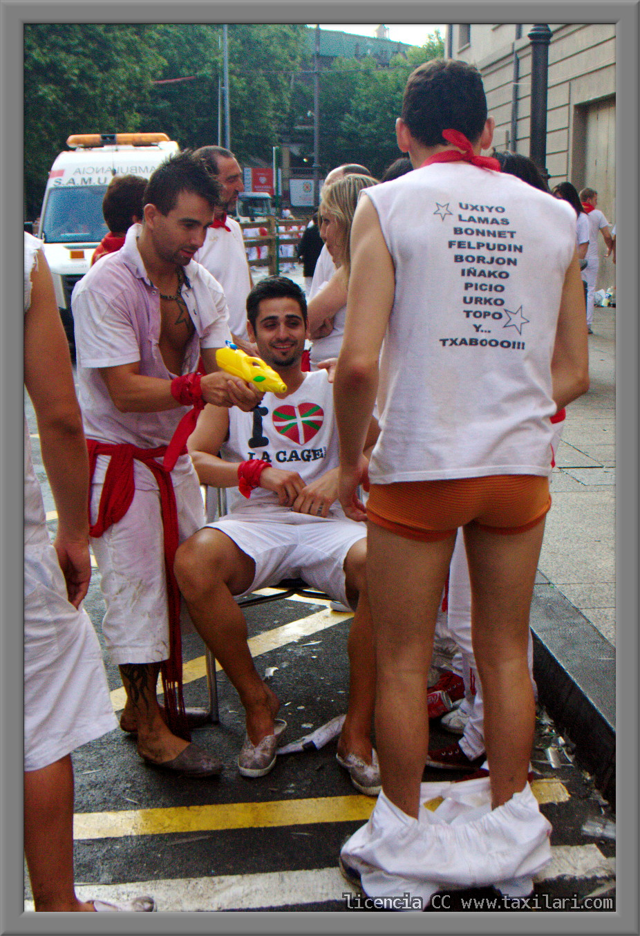 Anuncios de encuentros sexo en Pamplona