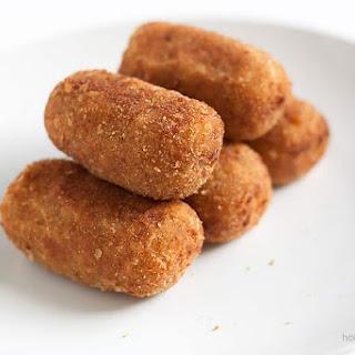 Chicken Croquettes {Croquetas de Pollo}