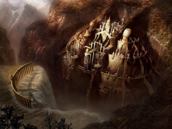 Kingdom Of Damned, Magical Landscapes 1