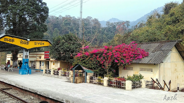 Sivok Railway Station, Siliguri