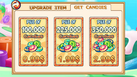 Candy Land: Vương quốc kẹo ngọt của Canvas Games 3